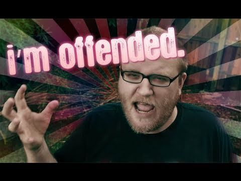 im offended the amazing atheist