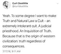truth natural law curt doolittle